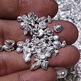 Barras em prata 1 quilograma