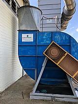 Exaustor industrial omar omtri 1601