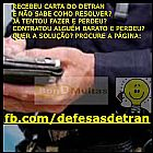 Bondmultas advocacia recurso de multa fb.com/defesasdetran