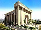 Caravana para visita templo de salomão