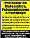 Aulas particulares de matematica