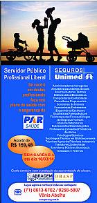 Seguros saúde unimed- (71)98613-6702