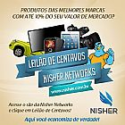 Nisher Bid, o Leilão de Centavos da Nisher