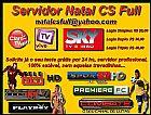 NatalCS Full - Servidor CS Claro Sky e Vivo