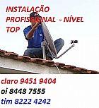 Az instalacao e apontamento de antenas p satelites