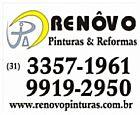 Limpeza de fachadas renovo 31 3357 19 61