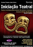 Curso de teatro catete- 10 de julho