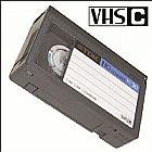 Fita de vhs vhs-c hi 8mm mini dv tudo para dvd em campinas