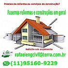 Reformas de casas e apartamentos em sao paulo