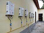 Vazamento de gas e instalacoes de gas