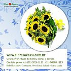 Entregas de flores, cestas de cafe da manha e coroa de flor