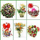 Entregas de flores, cestas cafe da manha e coroa de flor bh