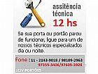 Portoes Eletr�nicos Zona Leste (11) 2143-9018