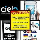 Maquina de cartao de credito e debito
