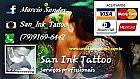 San ink tattoo