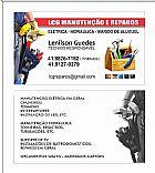 Lcg manutenção e reparos - elétrica - hidraúlica - faz tudo