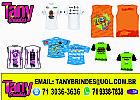 Camisas e camisetas personalizadas
