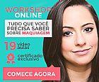 Workshop de maquiagem online