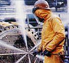 Hidrojateamento industrial limpeza tecnica