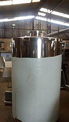 Fermentador em aco inox phmetais fabrica inox