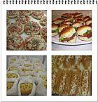 Barraquinha de mini churros para festas