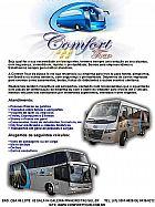City tour, fretamento, turismo receptivo,  translado.