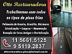 Restauracao  e polimento e tratamento de pisos