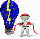 Eletrosalva eletricistas altamente qualificados com projetos