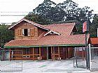 Construtora de casas em alvenaria e madeira