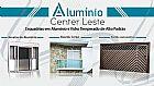 Aluminio center leste - esquadrias de aluminio