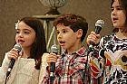 Aulas de canto para criancas