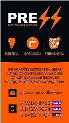 Manutencao eletrica residencial, condominial e comercial.
