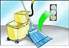 Limpeza de imoveis e escolas