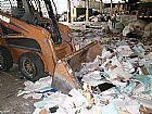 Coleta de plasticos papeis, papelões, metais para reciclagem