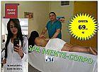 Massagistas venezuelanas em spa mente corpo