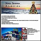 Excursao para aparecida do norte