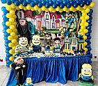 Minions - festa infantil mariafumacafestas