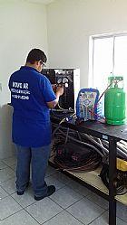 Assistencia tecnica e manutencao de refrigeracao e ar condic