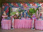 Cinderela - decoracao com a mariafumacafestas