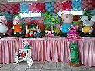Peppa pig - decoracao aniversario mariafumacafestas