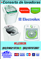 Conserto de maquina lavadora de roupas brastemp, electrolux