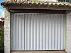 Portões de alumínio e vidros temperados