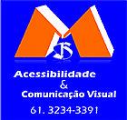 Ms acessibilidade & comunicacao- placas de sinalizacao