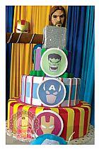 Decoracao vingadores – decoracao festa avengers