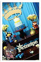 Decoracao de festa - decoracao infantil pequeno principe