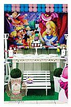 Decoracao alice no pais das maravilhas - decoracao de festa