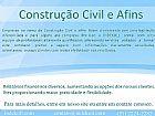 Construcao civil e afins