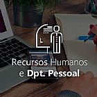 Curso de recursos humanos e dpt. pessoal a distancia