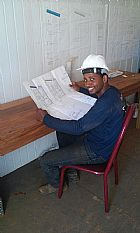 Prestador de servico construcao civil