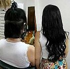 Mega hair, crochet braid, kanecalon